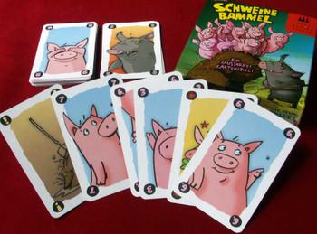 Schweinebammelcards