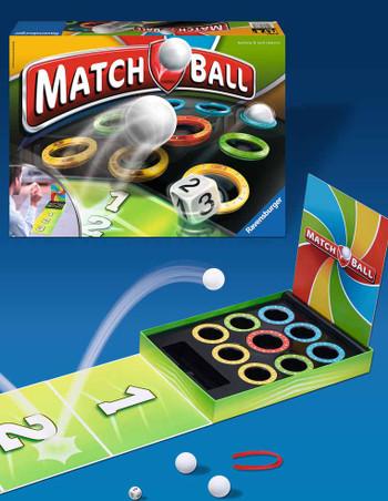 Matchballboard